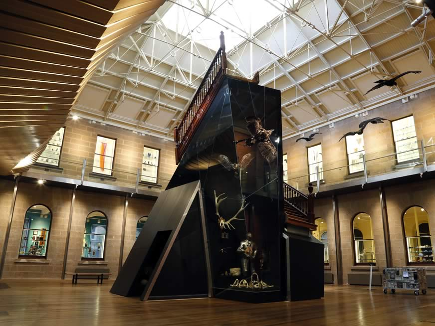 Central Gallery Exhibition, Tasmanian Museum and Art Gallery