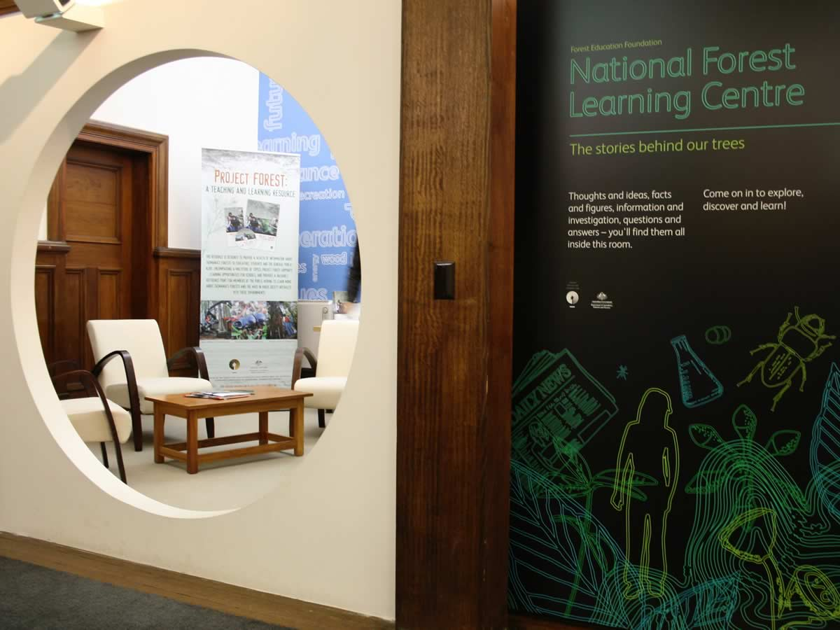 National Forest Learning Centre, Forestry Tasmania